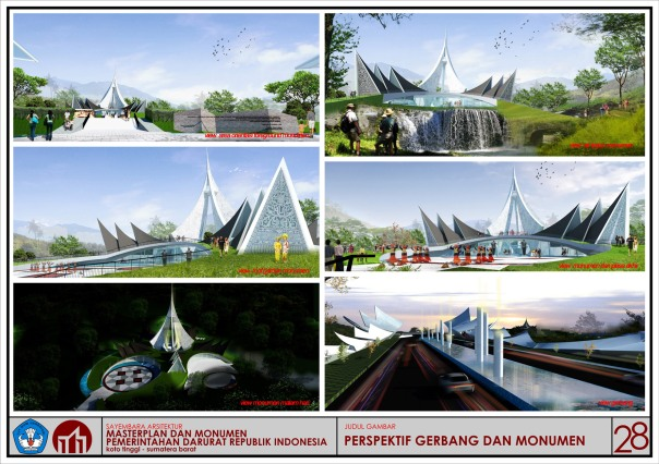 monumen nasional pdri